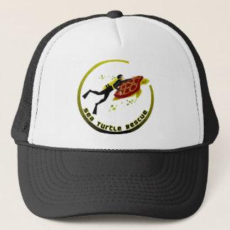 Sea Turtle Rescue Trucker Hat