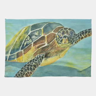 Sea Turtle Towels