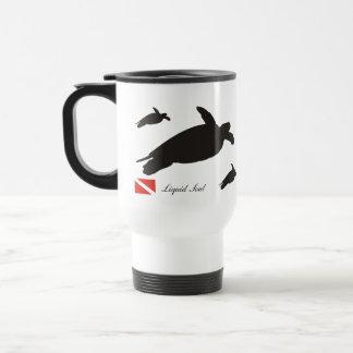 Sea Turtle - Travel Mug