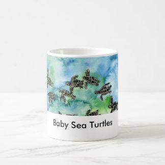 sea_turtles_painting, Baby Sea Turtles Coffee Mug