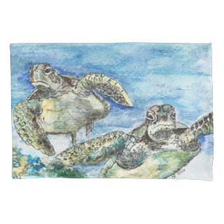 Sea Turtles Pillowcase