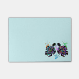 Sea Turtles Post-it® Notes