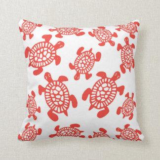 Sea Turtles Square Pillow
