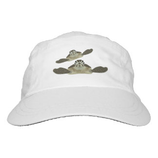 Sea Turtles Woven Performance Hat