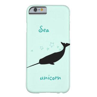 Sea Unicorn iPhone Case