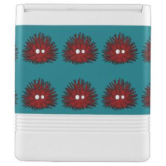 Sea Urchin Uni Spiny Red Hedgehog Ocean Cooler