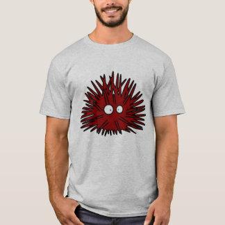 Sea Urchin Uni Spiny Red Hedgehog Ocean T-Shirt
