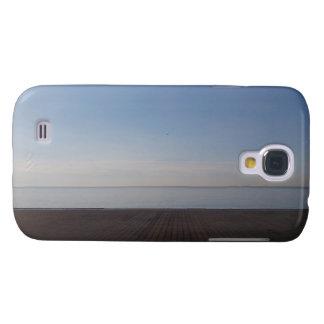 Sea view (Barcelona) Galaxy S4 Covers