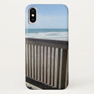 Sea View iPhone X Case