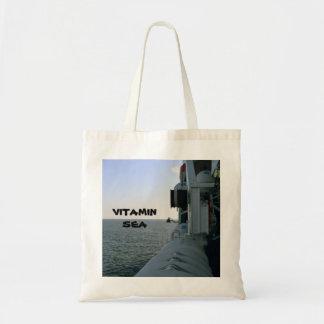 Sea Vitamin Tote Bag