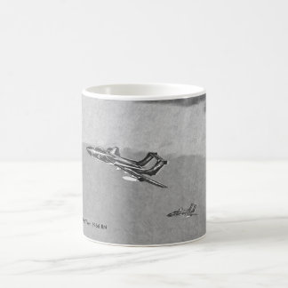 Sea Vixen Basic White Mug