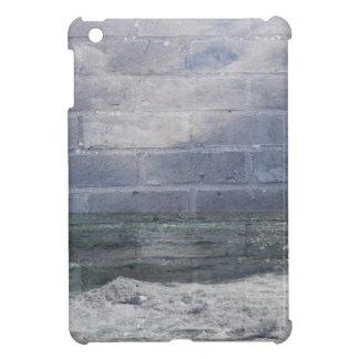 sea_wall_001 cover for the iPad mini