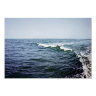 Sea Water Poster