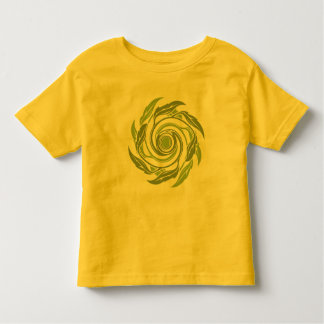 Sea Weed Swirl Shirt