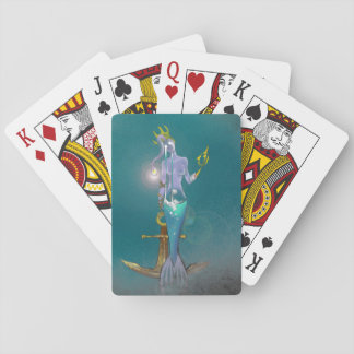 Sea-Witch Playing Cards