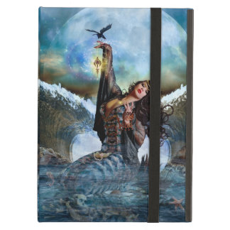 Sea Witch Powis iCase iPad Case with Kickstand