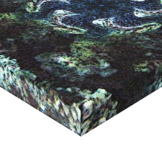 Seabed Swirl Canvas Print