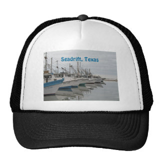 Seadrift Harbor Cap