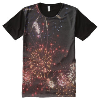 Seafire Display 2015 - Gold Coast, QLD, Australia All-Over Print T-Shirt