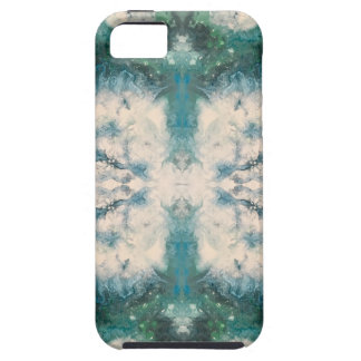 Seafoam 2 pattern case for the iPhone 5