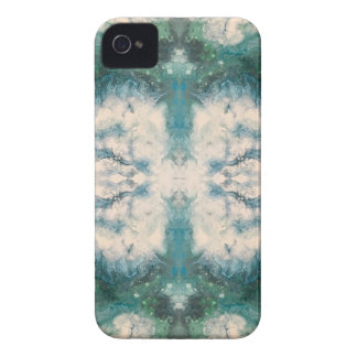 Seafoam 2 pattern iPhone 4 case