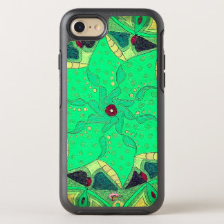 Seafoam Bloom Ottebox Phone case