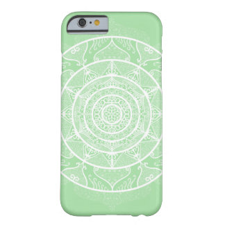 Seafoam Mandala Barely There iPhone 6 Case