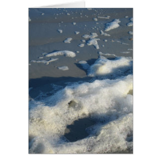 """""""Seafoam"""" - Note Card"""