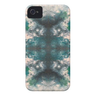 Seafoam Pattern iPhone 4 Cases