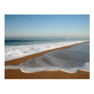 Seafoam Shore Postcard