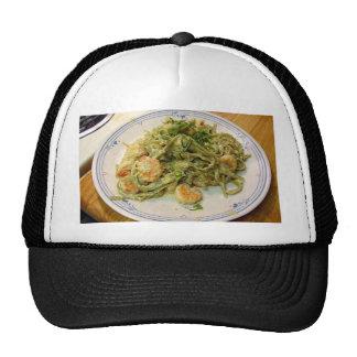 Seafood Carbonara Trucker Hats