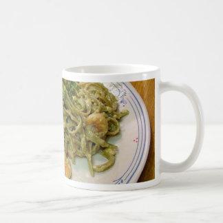 Seafood Carbonara Coffee Mugs