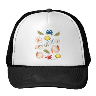 Seafood! Hat