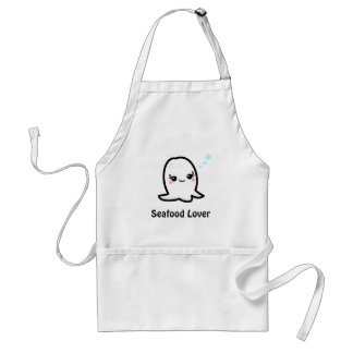 """""""Seafood Lover"""" Apron"""