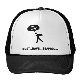 Seafood Lover Hats
