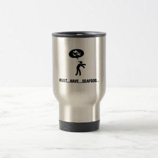 Seafood Lover Coffee Mugs