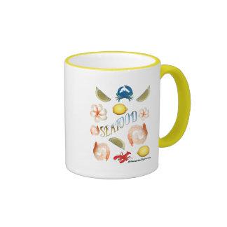 Seafood! Coffee Mugs