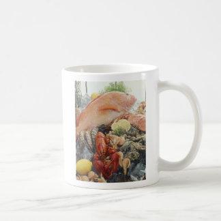 Seafood Coffee Mugs