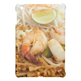 Seafood Pad Thai Fried Rice Noodles iPad Mini Cover