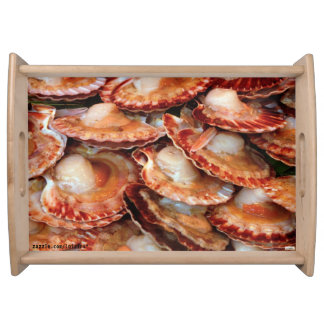 Seafood Serving Tray
