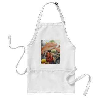 Seafood Standard Apron