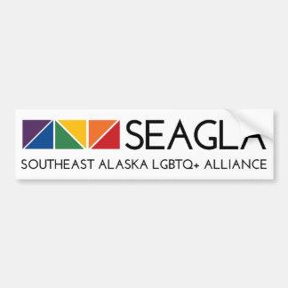 SEAGLA Logo Bumper Sticker