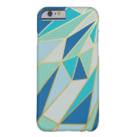 Seaglass Geometric Case Barely There iPhone 6 Case