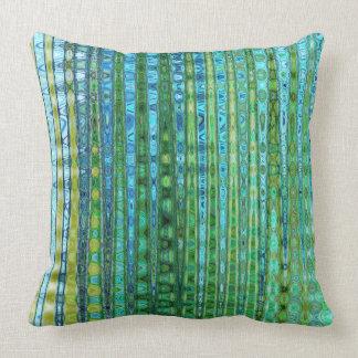 """Seagrass Cotton Throw Pillow 20"""" x 20"""""""