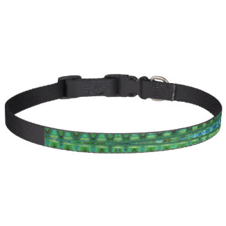 Seagrass Large Dog Collar by C.L. Brown