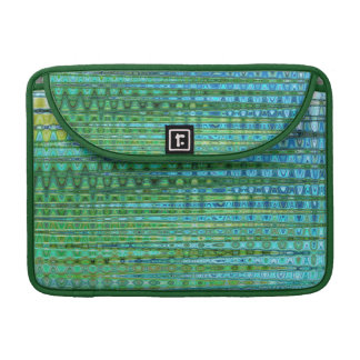 """Seagrass MacBook Pro 13"""" Sleeve by C.L. Brown"""