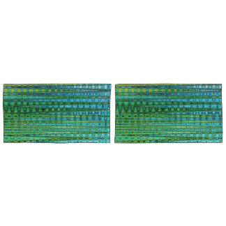 Seagrass Pair of Pillowcases
