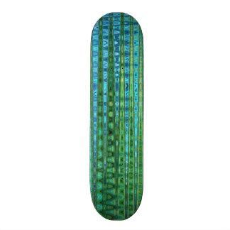 Seagrass Skateboard by Artist C.L. Brown