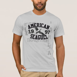 Seagull5, words american3, WORDSSEAGULL2, TRADI... T-Shirt