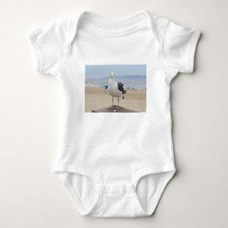 Seagull Baby Bodysuit